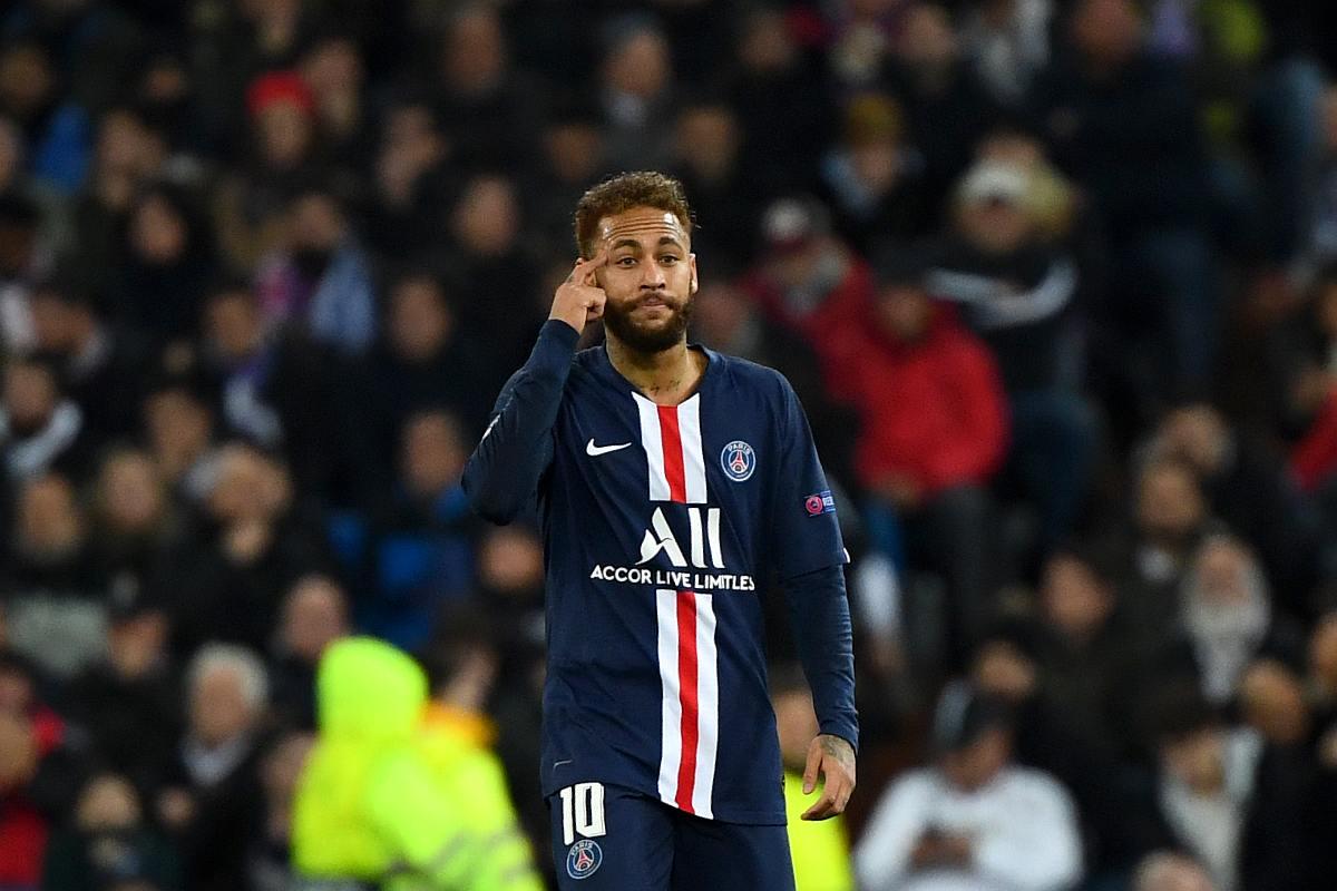 Neymar, Paris Saint-Germain, PSG