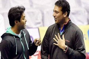 Leander Paes responds after Mahesh Bhupathi participates in 'Frying Pan' challenge
