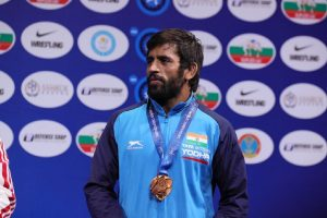 Follow advisories issued by govt and doctors: Bajrang Punia