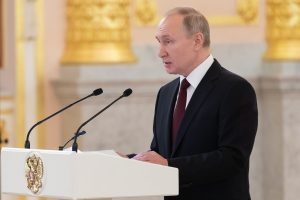 Russia Prez Vladimir Putin signs law moving WWII end day to Sep 3