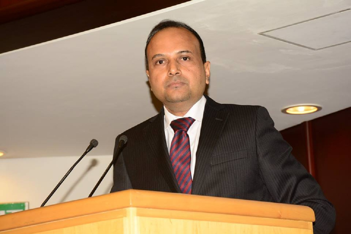 Anurag Srivastava takes charge as new spokesperson of MEA