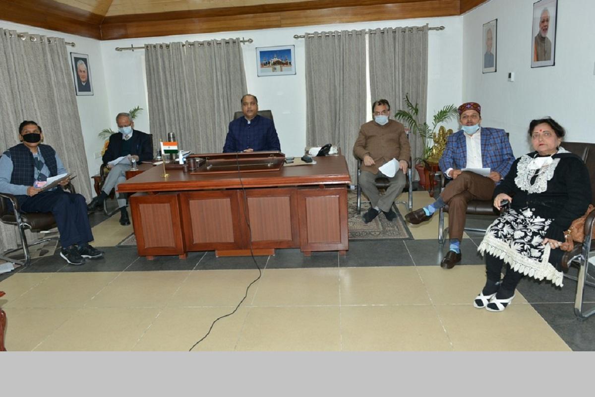 Covid-19, Shimla, Himachal Pradesh, Jai Ram Thakur, World Health Day, Keran