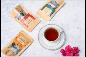 Karma Kettle believes perfect blend of tea leaves positive impact on mind, body, and spirit