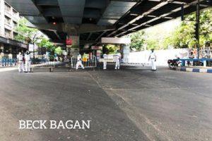 Kolkata police on toes to ensure total lockdown in Covid-19 red zones