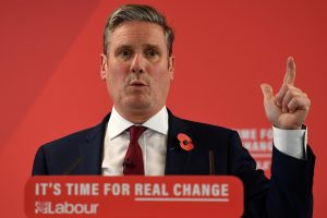 Labour's new leader