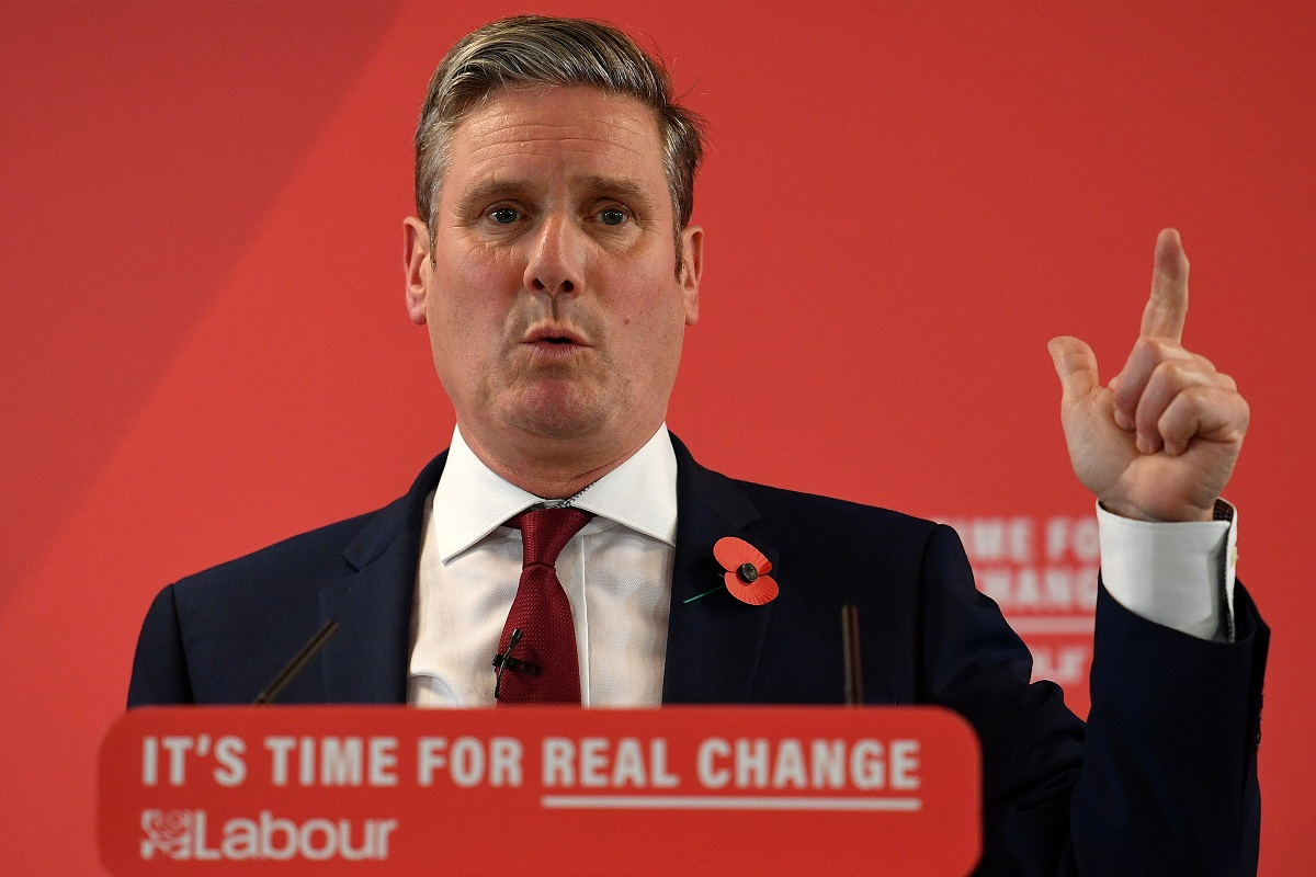 Labour's new leader, Britain, Labour party, Sir Keir Starmer