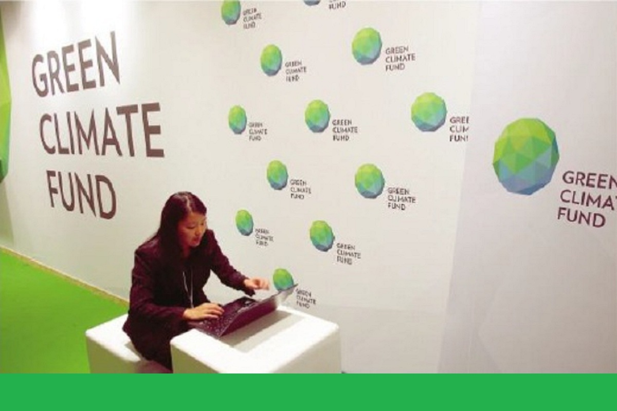 How's Green Climate Fund doing, Green Climate Fund, IPCC, GCF