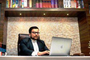 Advocate Shivanshu Goswami believes E-Courts are the need of hour