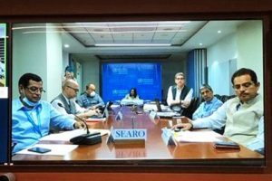 WHO's polio surveillance team, other field staff join COVID-19 fight