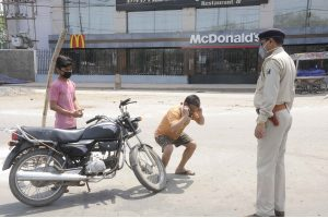 Four hotspots in Howrah district sealed off