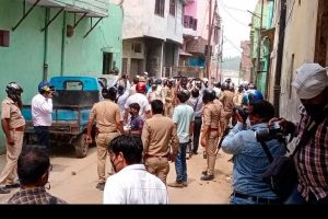 Health department team attacked in Moradabad