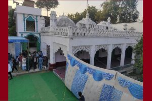 Police battle hard to maintain communal harmony in Nitish's home district