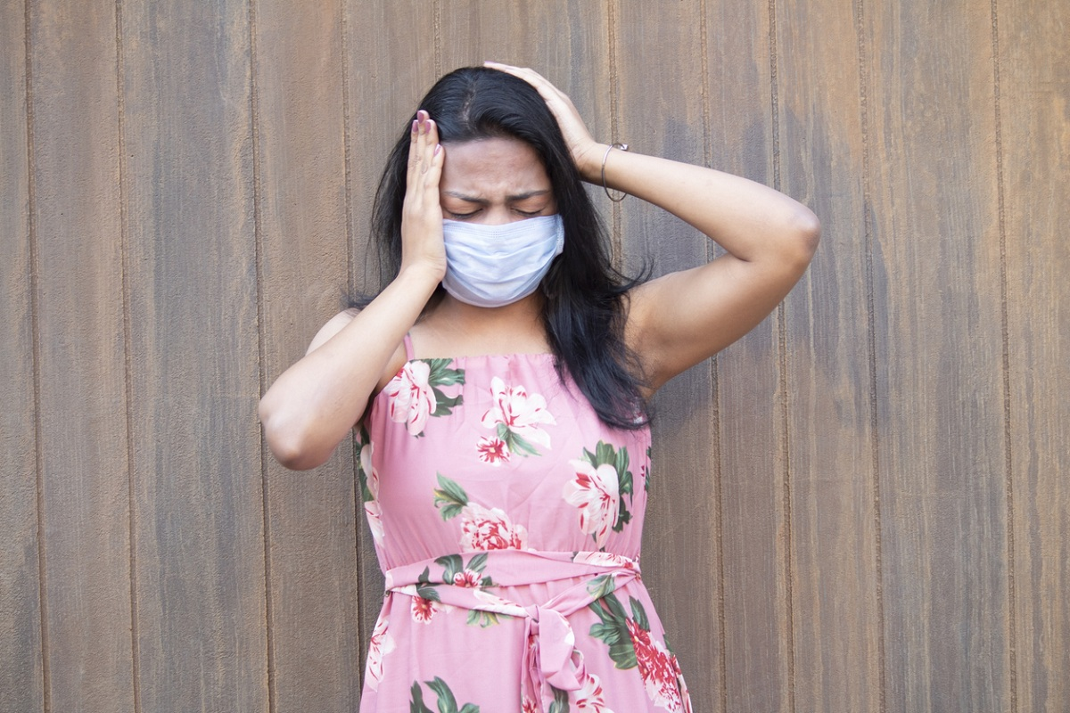Coronavirus overdose, Patna, Bihar, WhatsApp, Facebook, Coronavirus, phobia, anxiety, depression, panic attacks