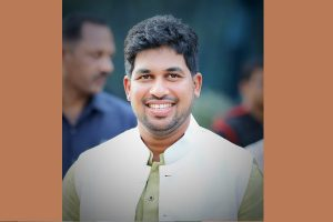 Punit Balan is a young entrepreneur who is supporting workers of Marathi Film Industry