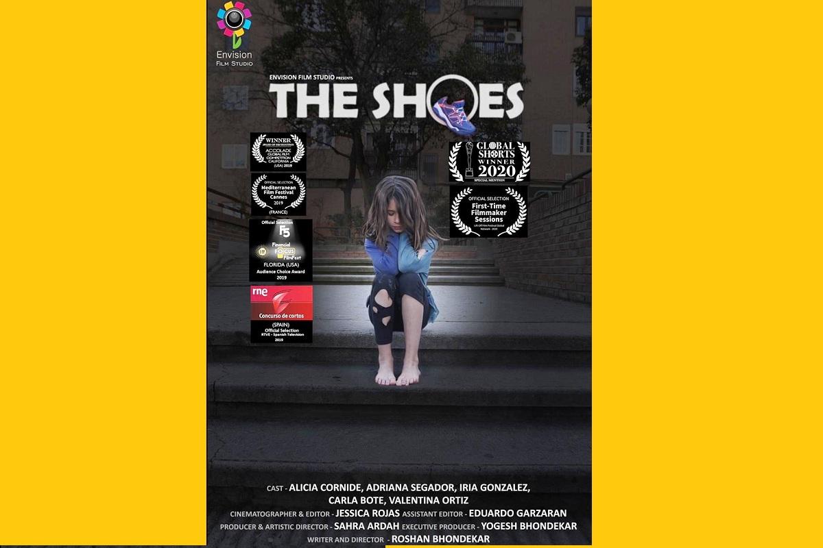 Roshan Bhondekar, The Shoes