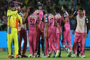 Rajasthan Royals pay tribute to frontline workers in fight against COVID-19