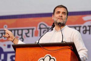 Rahul Gandhi attacks BJP govt citing RBI's list of 50 defaulters which names Nirav Modi, Mehul Choksi