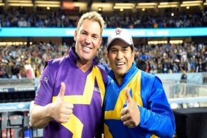 Watch | Out or Not Out? Shane Warne shares clip of LBW appeal against Sachin Tendulkar