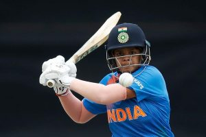 Shafali Verma's mantra: 'If there is a bad ball, it must be hit'