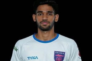 Odisha FC announces contract extension for Shubham Sarangi