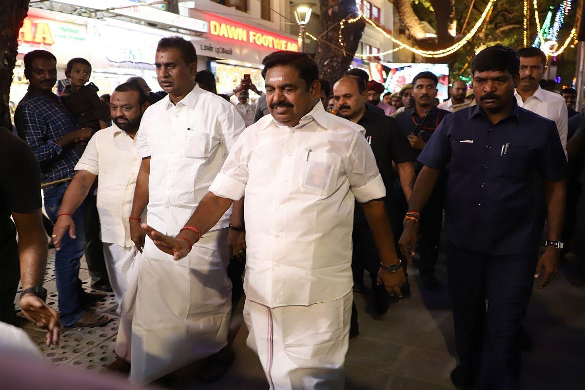 Playing Politics, AIADMK, Edappadi Palaniswamy, DMK