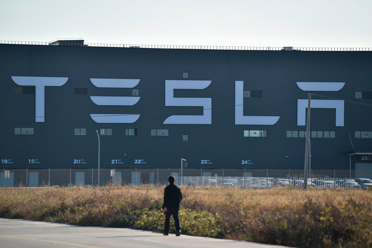 Tesla, Furloughed, COVID Crisis