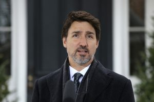 Nearly 10,000 businesses apply for wage subsidy: Canadian PM Justin Trudeau
