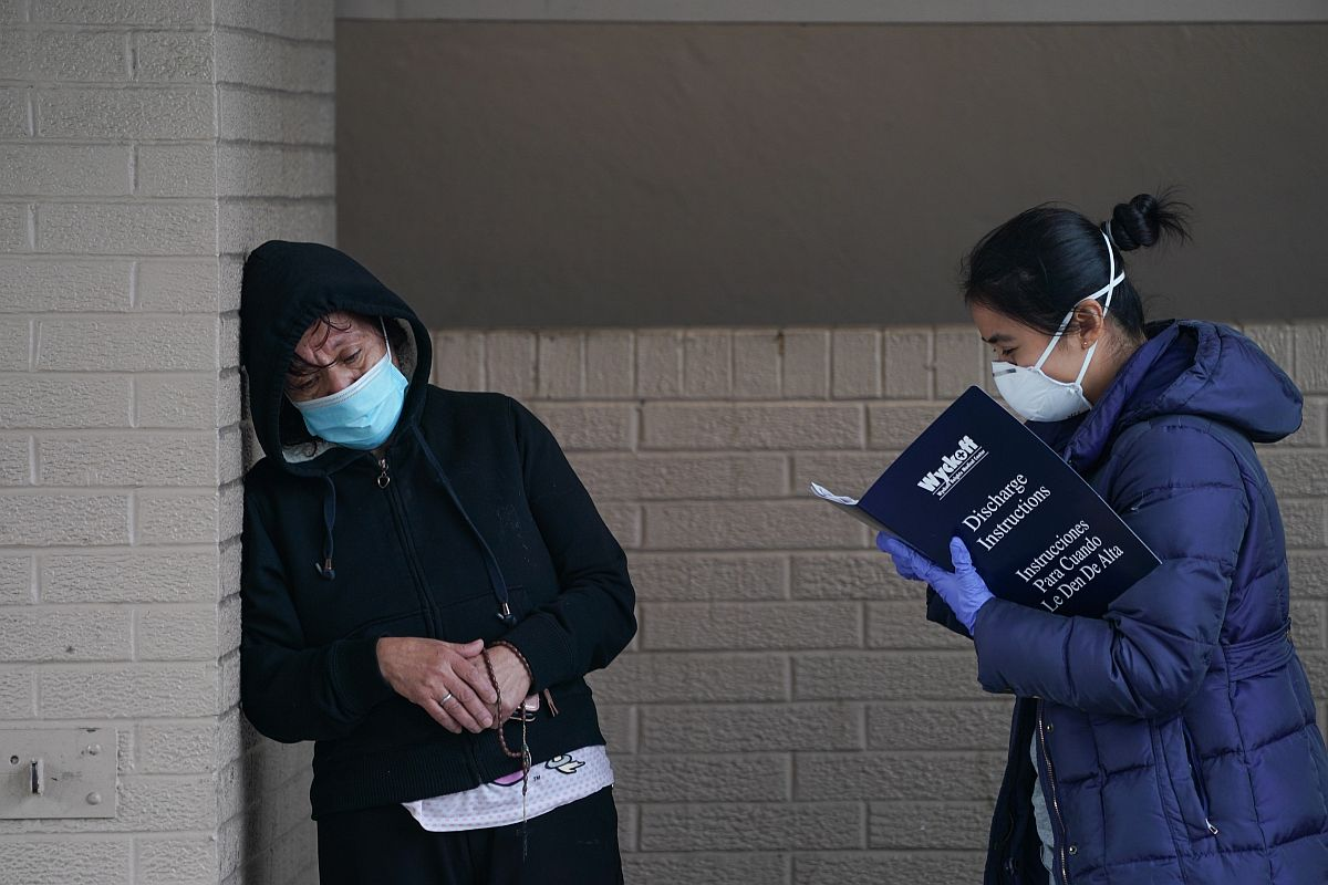 'Pearl Harbor, 9/11 moment': US health officials' grim warning over Coronavirus