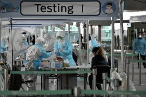 UK reports 708 Coronavirus deaths, highest in one day