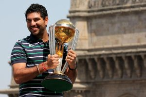Netizens pay tribute to Yuvraj on retirement anniversary as #MissYouYuvi trends on Twitter