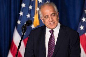 US envoy Zalmay Khalilzad urges Taliban to agree to ceasefire