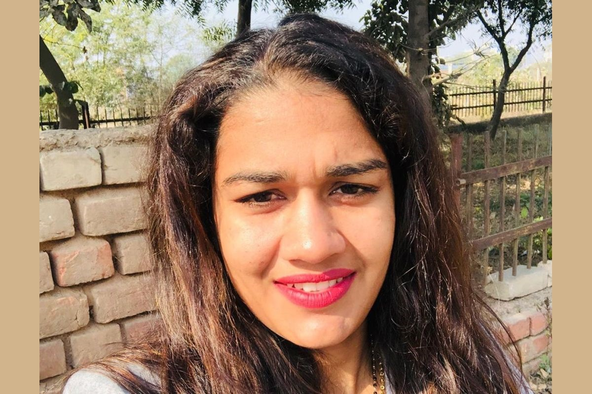 Neither said anything wrong nor targeted any religion: Babita ...