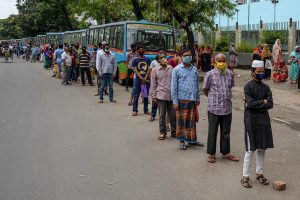 Bangladesh govt to extend shutdown as COVID-19 situation worsens