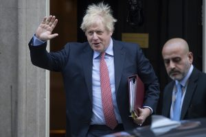 COVID-19 positive UK PM Boris Johnson 'responding to treatment' in intensive care