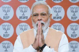 PM Narendra Modi to address gram panchayats on April 24