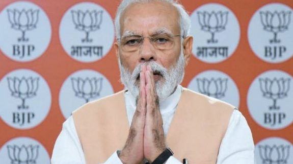 'Mischief to drag Modi into controversies': PM disses campaign to honour him, puts in a request
