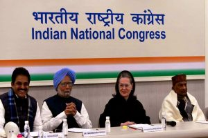Congress forms consultative group with Manmohan Singh as chairman to deliberate on 'current concerns'