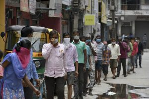 'Red, orange, green': Govt plans to use colour-code to map coronavirus affected areas, say reports