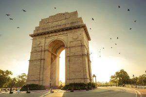 Photos | Delhi's crystal clear view amid lockdown