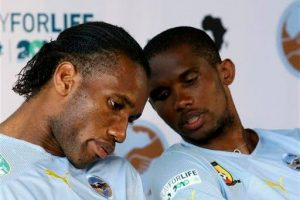 Don't consider us as 'guinea pigs': Drogba, Eto'o slam French professionals for 'racist' remarks