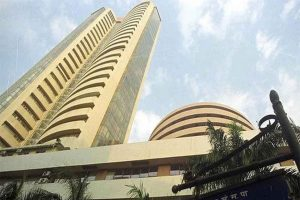 Equity market falls. Sensex drops over 400 points, Nifty holds 8,100 mark