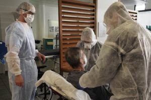 France reports 499 Coronavirus deaths, highest in one day