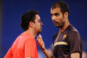 Pep Guardiola best coach in the world right now: Xavi