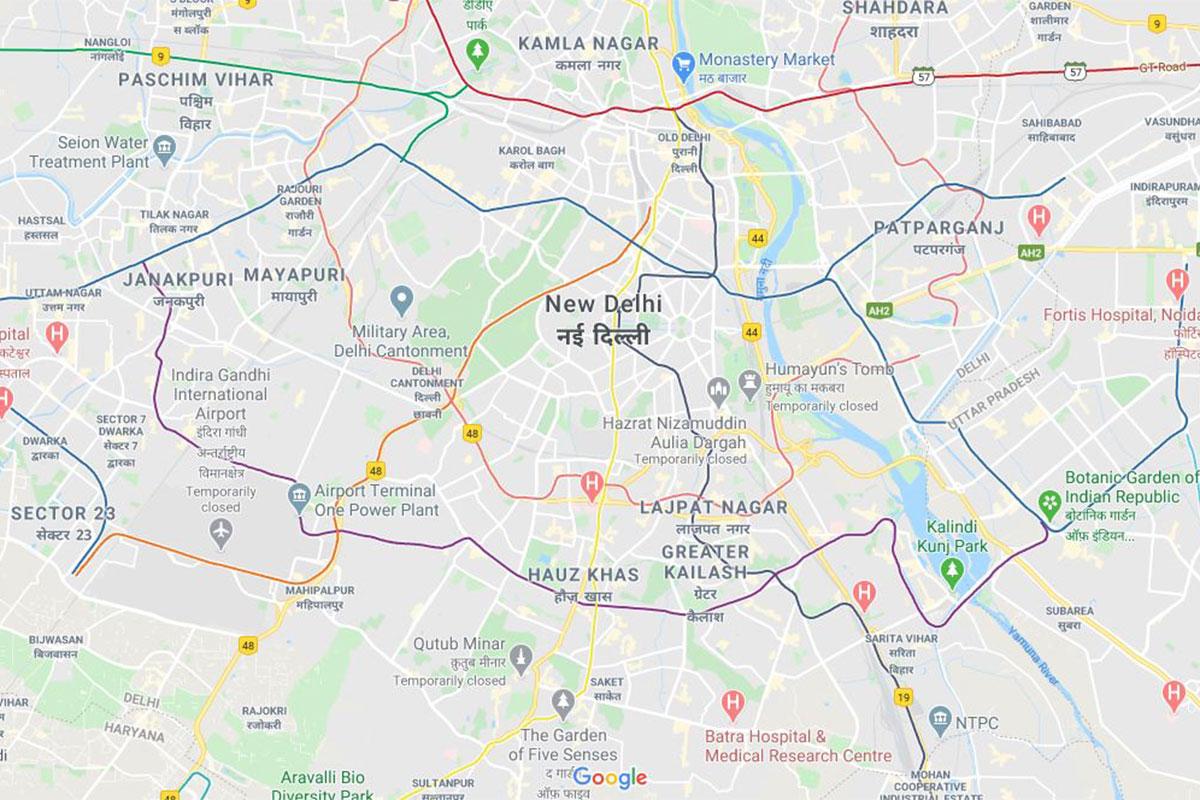 Google Maps, COVID-19 Crisis, Mobility Reports