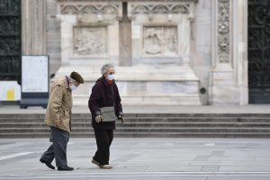 Italy mourns COVID-19 victims as death toll rises over 12,000