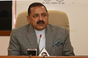 Union Minister Jitendra Singh slams Congress over deduction in salary of govt employees