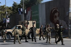 Afghan presidential guard killed in attack in Kabul, another injured