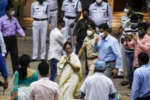 'Fake news' to malign health dept: Mamata Banerjee on allegation of foul play over COVID-19 death figures
