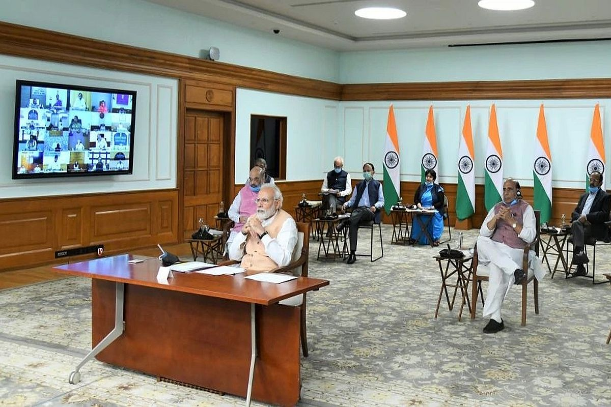 Lockdown likely to be extended after April 14, PM Modi suggests at all-party meet amid rise in COVID-19 cases
