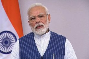 PM Modi to share a small video message with nation tomorrow at 9 am